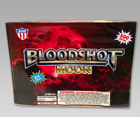 BloodShot Moon