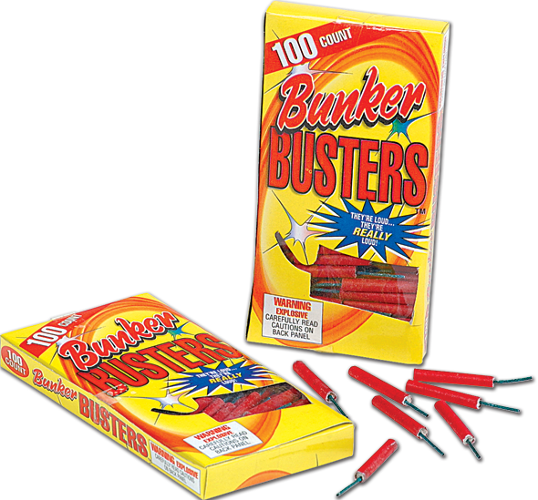 Bunker Busters