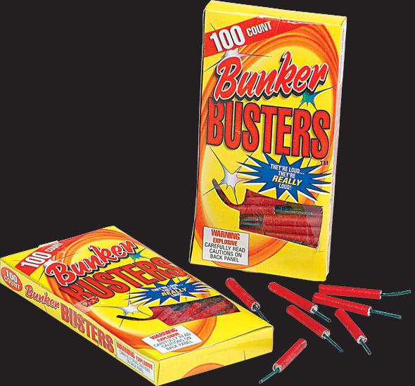 Bunker Busters