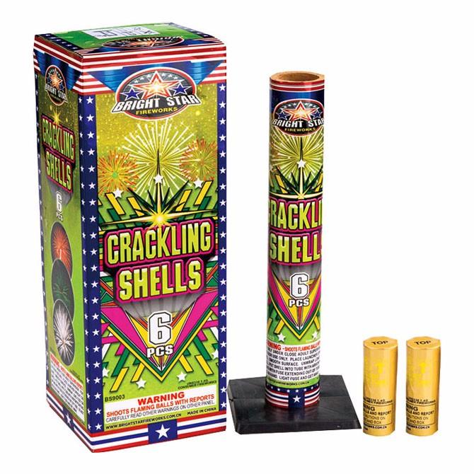 Crackling Shells