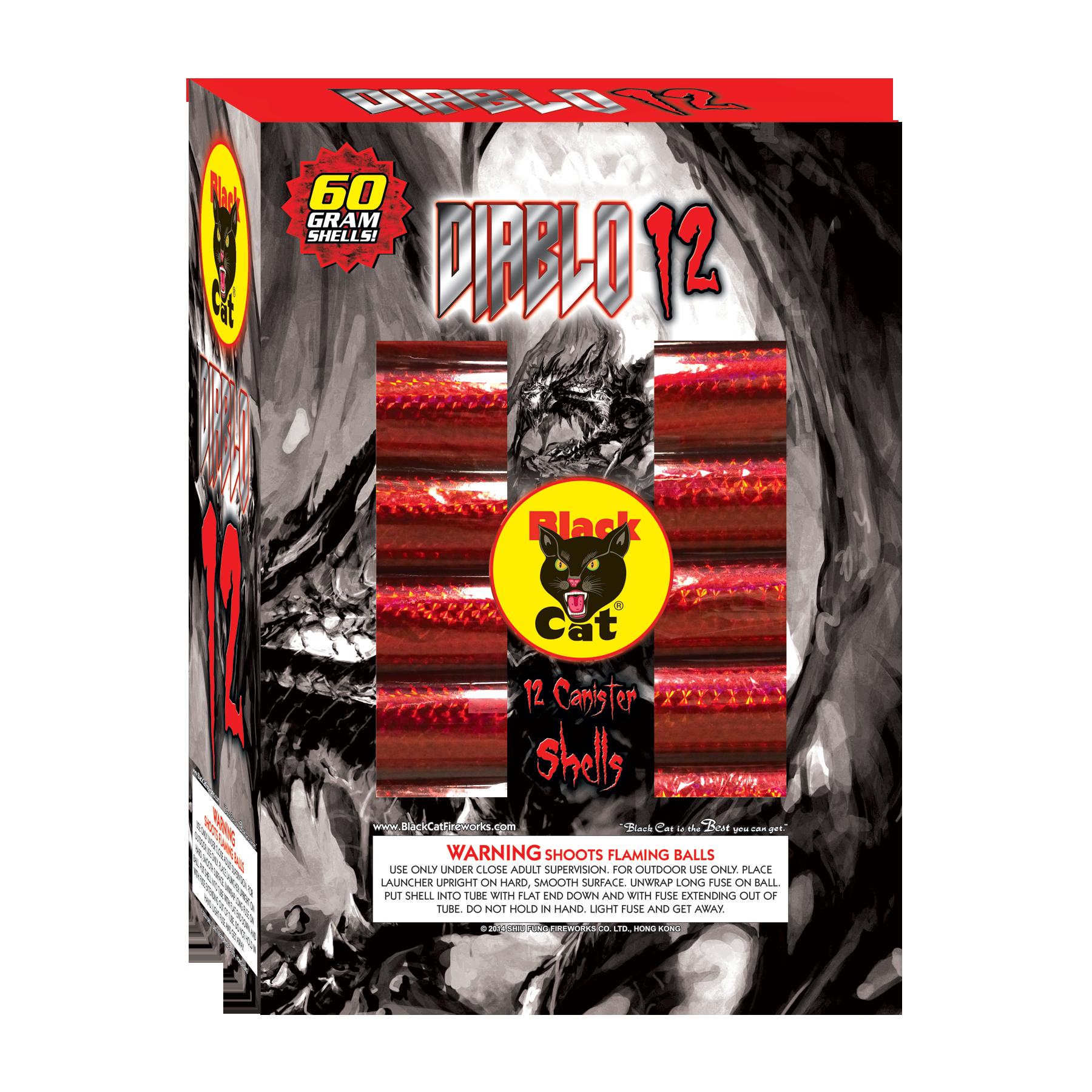 Diablo 12 Artillery