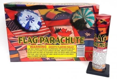 Flag Parachute