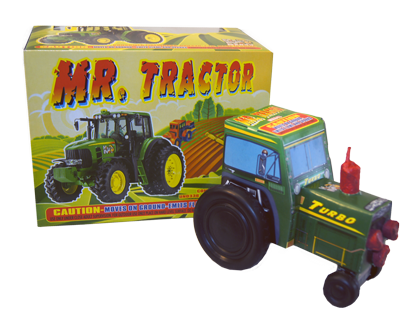 Mr. Tractor