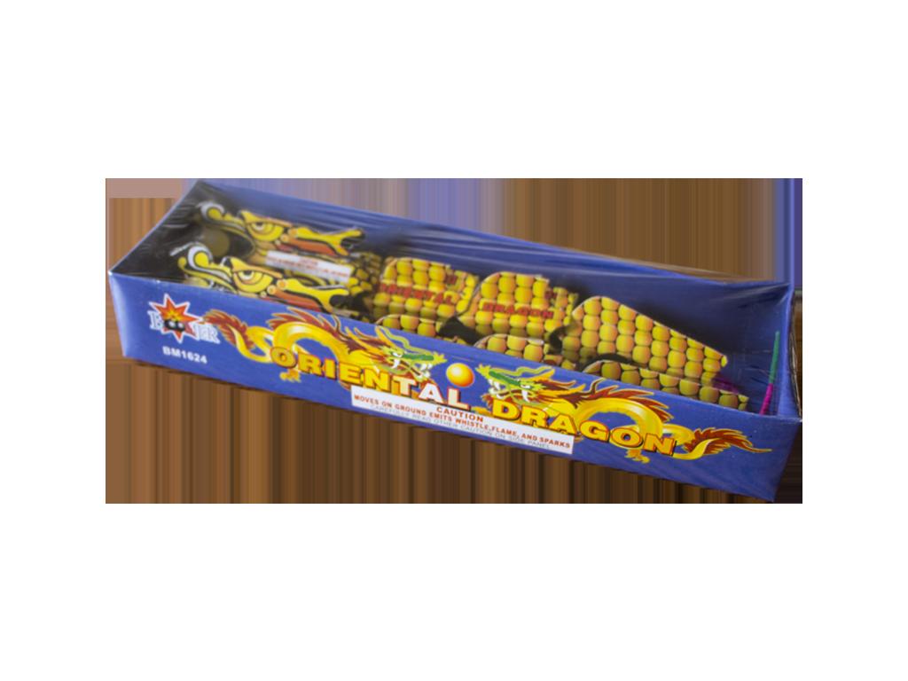 Oriental Dragon Car