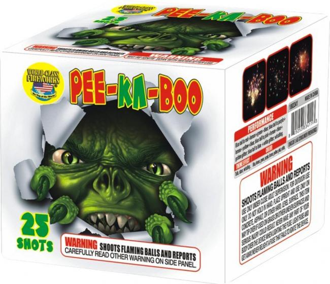 Pee-Ka-Boo