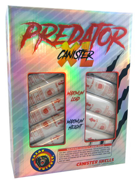 Predator XL Shells