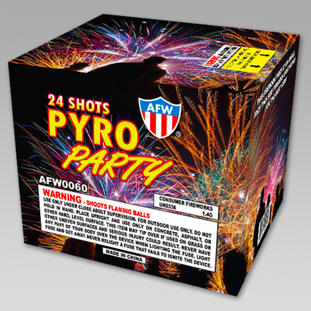 Pyro Party 200 Gram