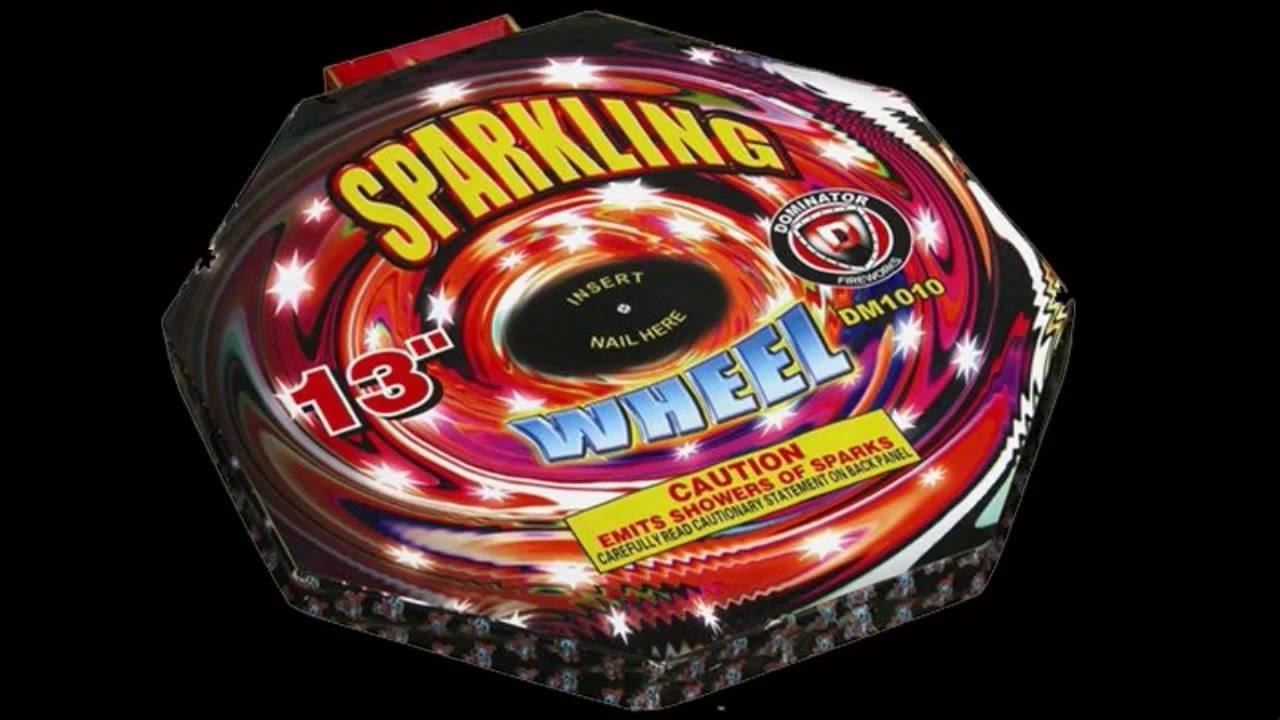 Sparkling Wheel