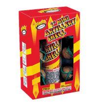 Mini Artillery Shells
