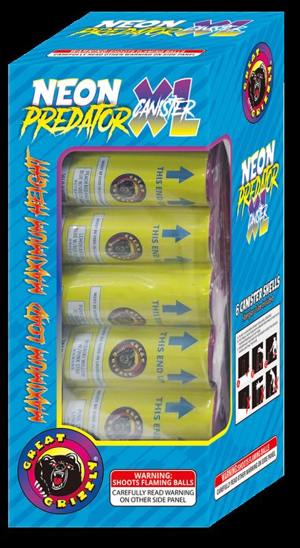 Neon Predator